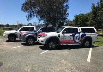 Painting Services | Kangaroo Island | Cars N