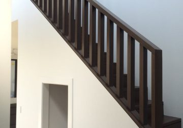 Painting Services | Kangaroo Island | Inside Stairs Baulstrades N